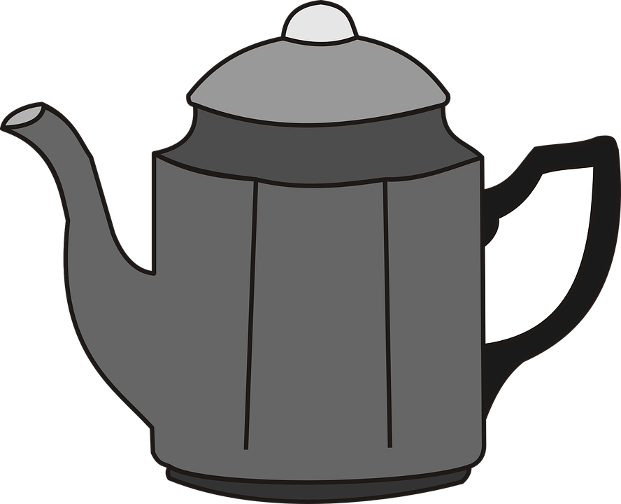Free Png Illustration For You To Share The Coffeelove Https Www Facebook Com Eyelovecoffee Clip Art Coffee Pot Pot Clips