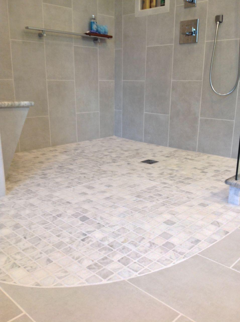 Open Design Bath Remodel In Cleveland Inspired By San Diego Hotel Bath Remodel Wet Rooms Bath Design