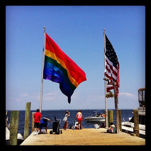 Fire Island Ny: Cherry Grove, Fire Island Another Perennial Favorite