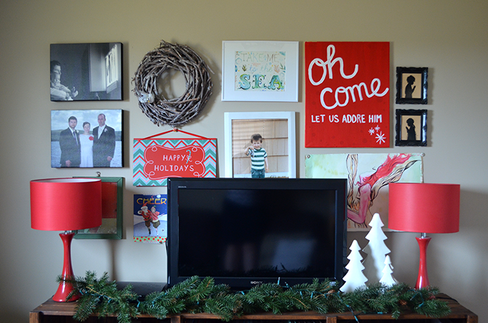 This year, I forbid myself from spending on Christmas decor, save for a few…
