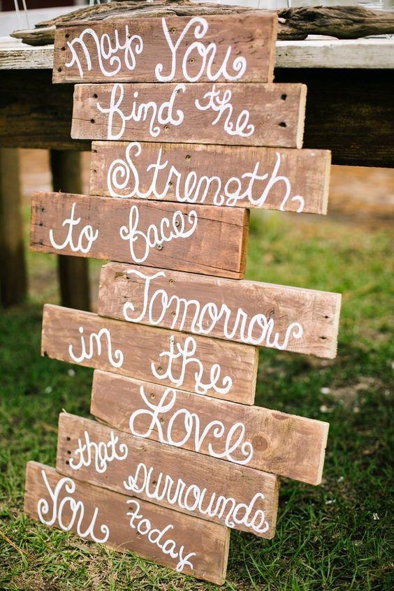 Rustic Wedding Signs.30 Rustic Wedding Signs Ideas For Weddings Country Weddings