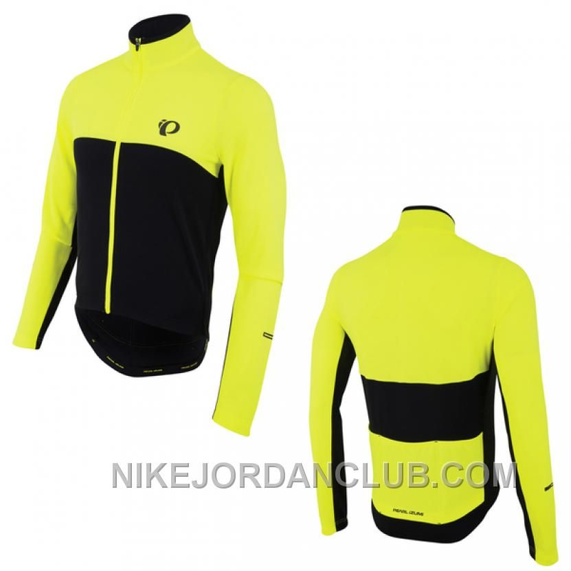 3902a698f Buy Pearl Izumi Select Thermal Jersey - Screaming Yellow Black Top Deals  from Reliable Pearl Izumi Select Thermal Jersey - Screaming Yellow Black  Top Deals ...