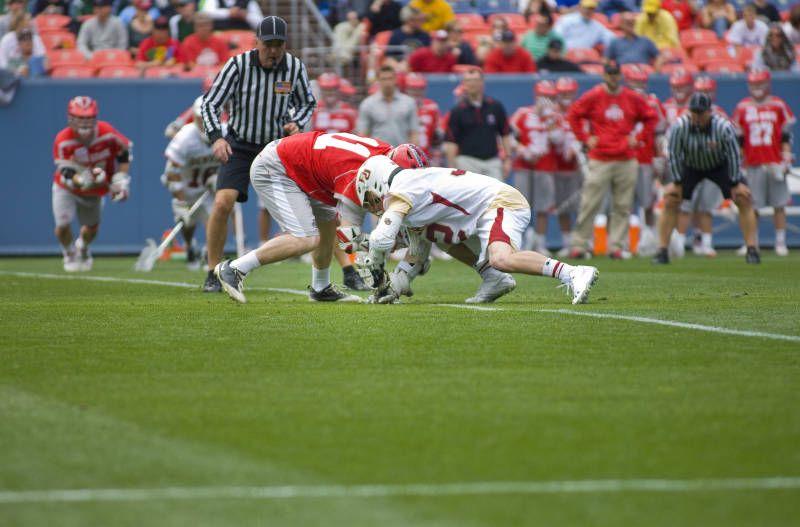 Photo Gallery Men's Lacrosse vs. Ohio State Denver