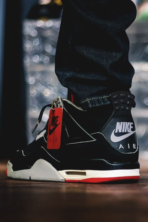 Sole Plane | airville: '99 Bred 4s by