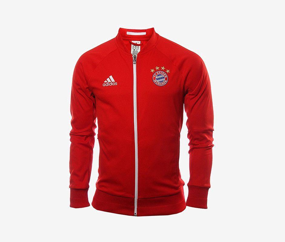FC Bayern Munich Anthem Jacket