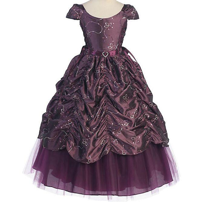 Victorian Lavender Dress | Purple Cinderella Dresses