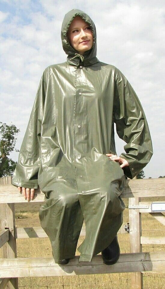 Cir 233 Jeantex How She Looks In 2019 Raincoat Jacket