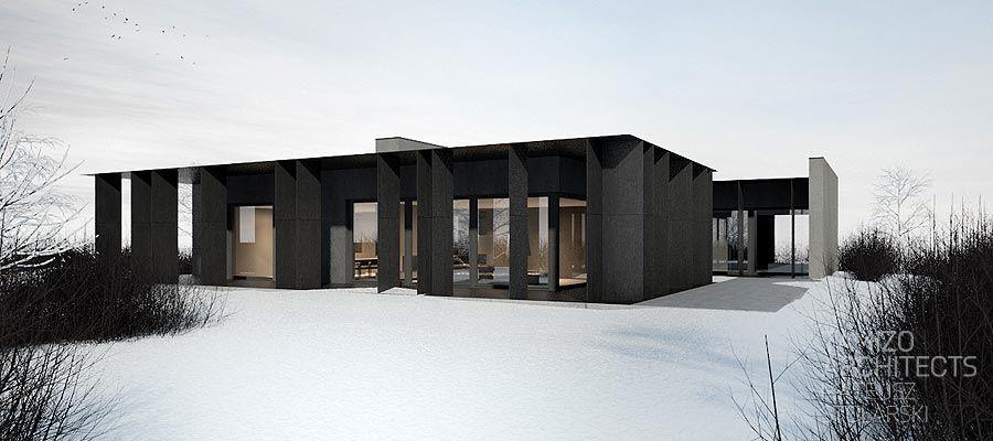 Q House, Grudziadz | TAMIZO ARCHITECTS | A R C H I T E C T U R E U2022 R E S I  D E N T I A L | Pinterest | Architects, House And Architecture