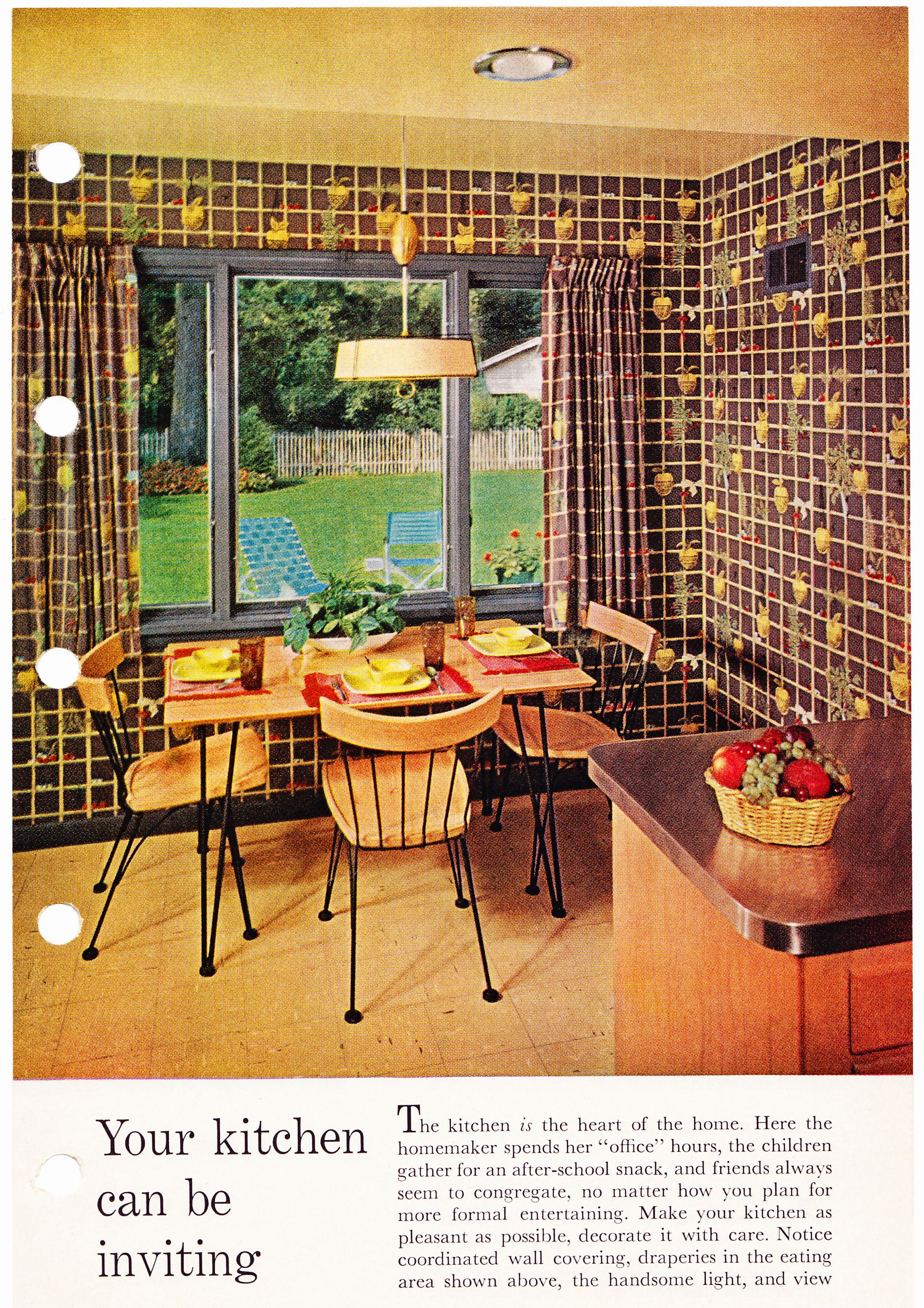 Better Homes & Gardens Decorating Book, 1956, Page 337 | Style Star ...