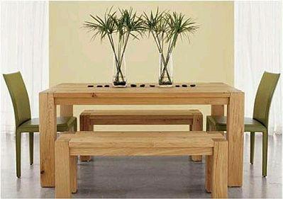 mesas de comedor de madera modernas buscar con google