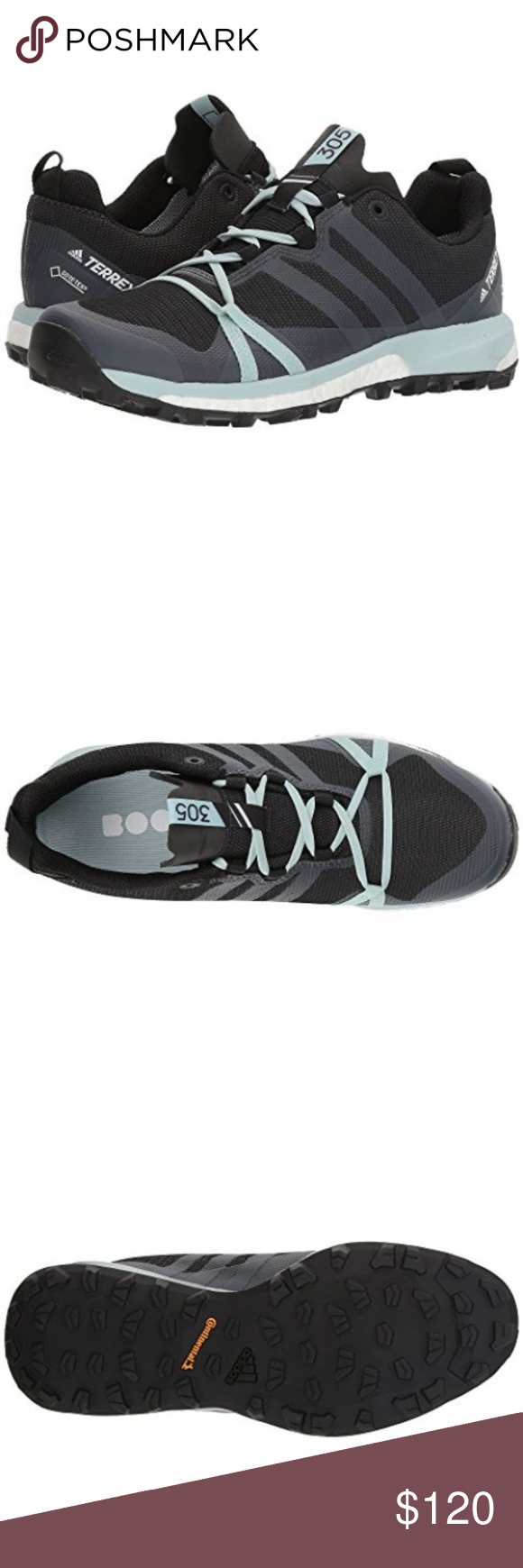 Adidas Outdoor Terrex Agravic GTX Trail Running 7 The adventure never has  to end when you fly light and swiftly over the path in the a… 652955e85