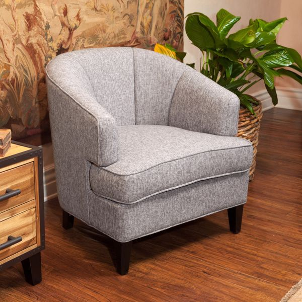 Christopher Knight Home Dane Fabric Club Chair   Overstock™ Shopping    Great Deals On Christopher Knight Home Living Room Chairs | Pinterest |  Living Room ...
