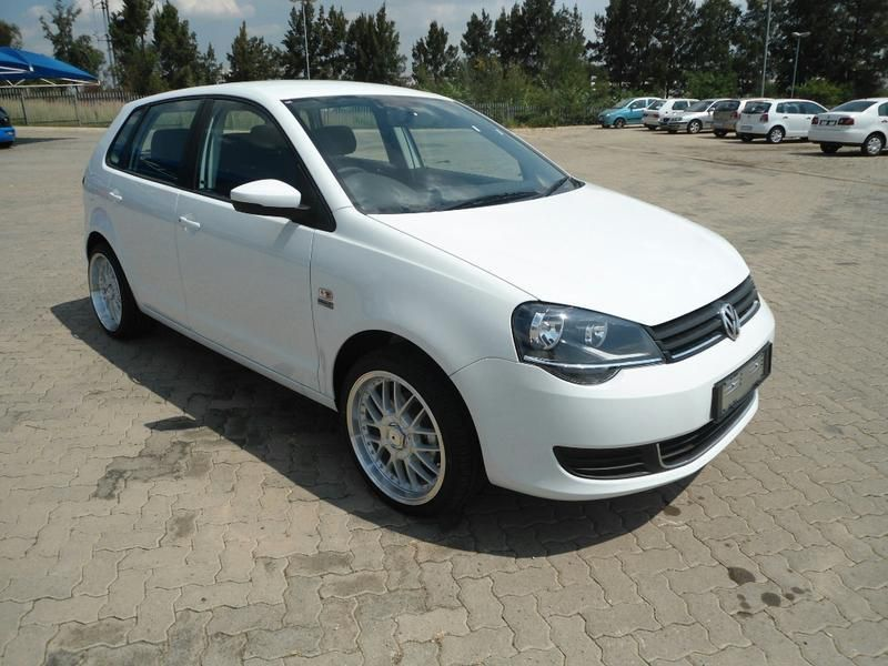 2008 Vw Polo Vivo 1 4l Patro Manual Hatchback Vw Polo East London Find Used Cars