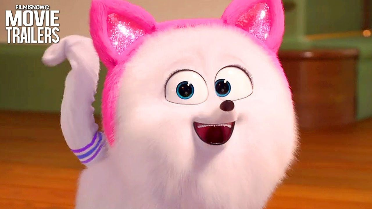 The Secret Life Of Pets 2 Gidget Trailer Animation 2019