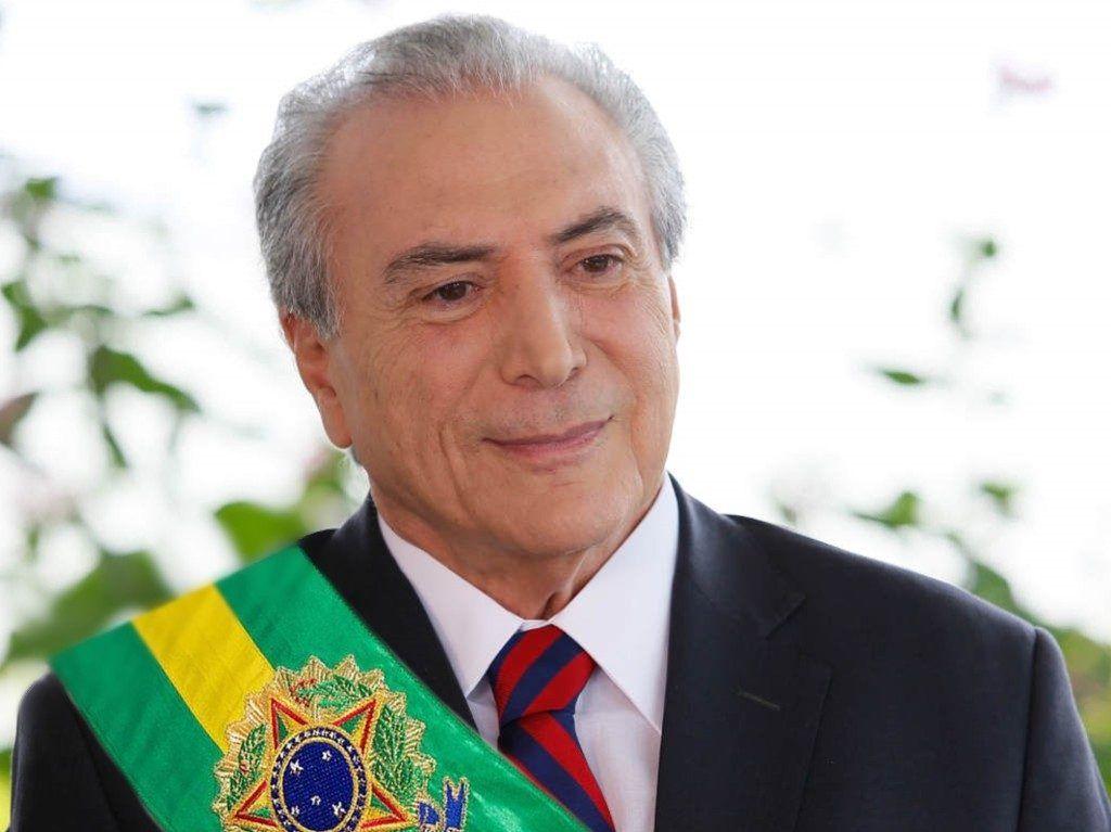 """Michel Temer conversou com Miriam Leitão, de O Globo. Ele disse: """"O que eu quero…"""