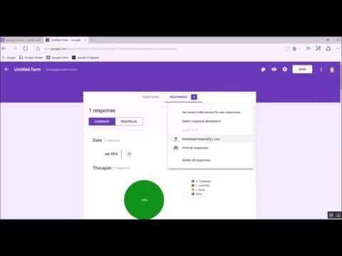 ABA Tech: Changing Data Entry with Google Forms | ABA