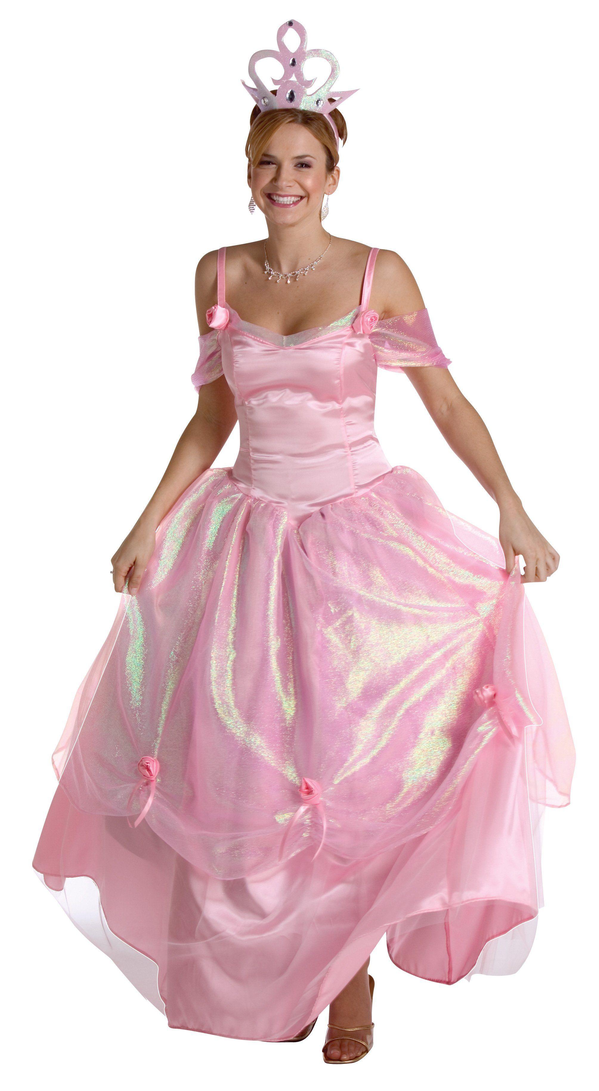adult crystal princess costume