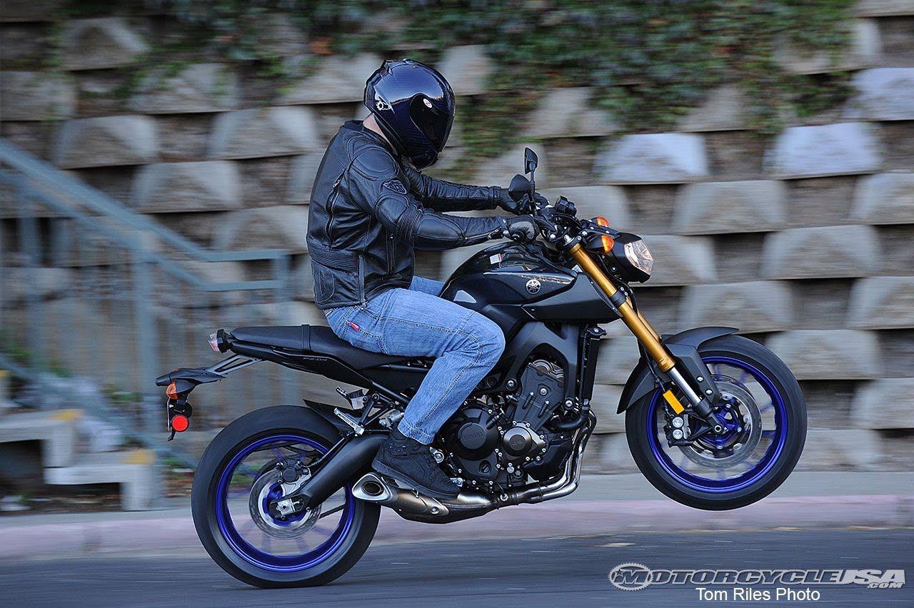 2017 Yamaha FZ-09 - First Ride Review