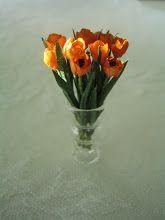 Marjatta house: daffodils
