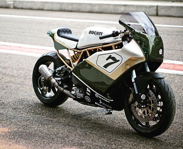 Ducati 900ss Distinto Ducati Caferacer 900ss Distinto