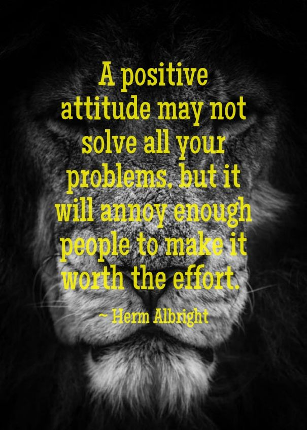 20 Funny Positive Attitude Quotes To Get Motivations ...
