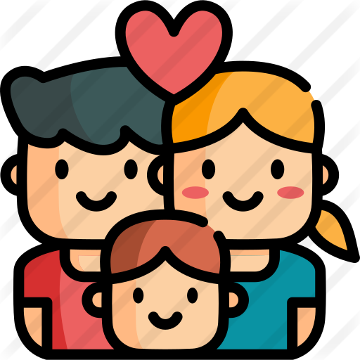 Family Free Vector Icons Designed By Freepik Doodle People Vector Icon Design Cute Sketches