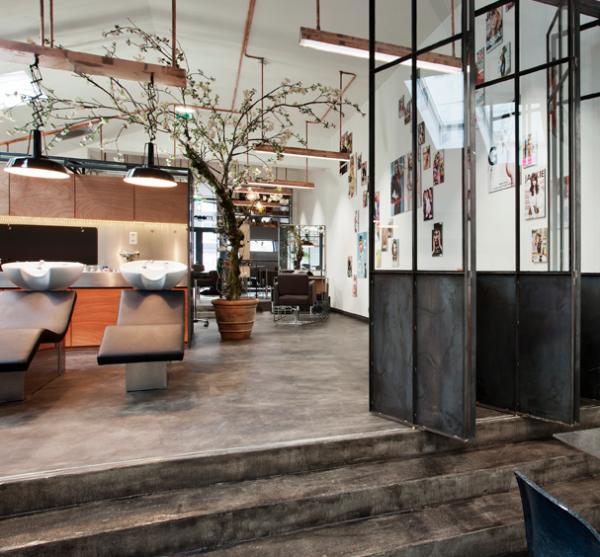 Mogeen Hair Salon Amsterdam Retail Design Blog Salon Interior Design Salon Design Hair Salon Design