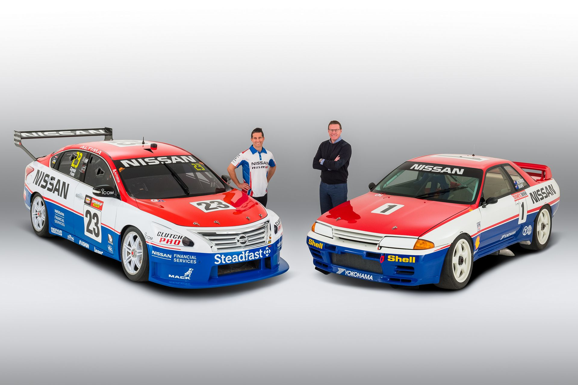 23 Nissan To Race In Colors Of 1991 Race Winning Gt R R32 At This Year S Bathurst 1000 Nissan Will Celebrate 25 Years Since Its First Ba Nissan Bathurst Sedan [ 1280 x 1920 Pixel ]