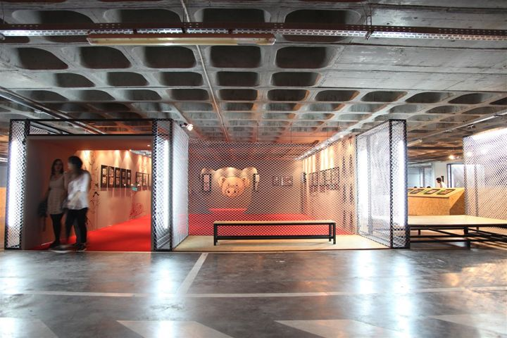 25th AMADORA BD Exhibit Design By GBNT Brandoa Portugal Retail Blog