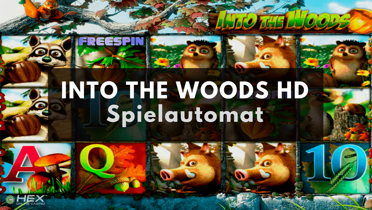 Spiele Into The Woods - Video Slots Online