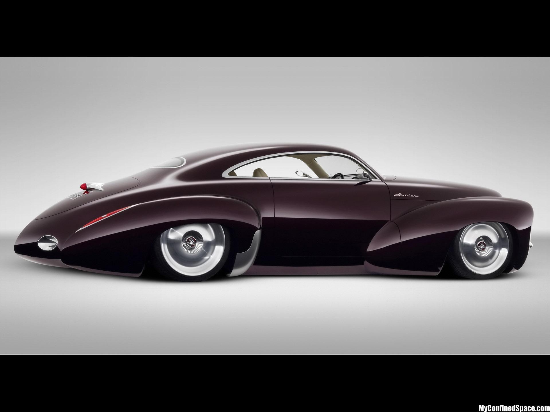 Efijy concept car