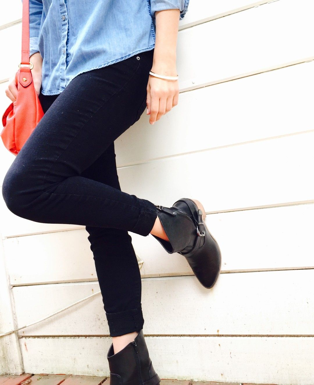 Simple Staple Daytime Outfit || JulietteBelle
