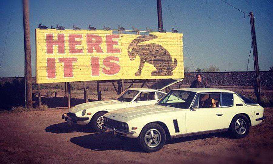 Williams Town, Arizona. Old Route 66. look like Radiator Springs ...