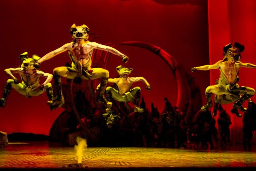 Best West End Theatre Shows For A Date In London The Lion King