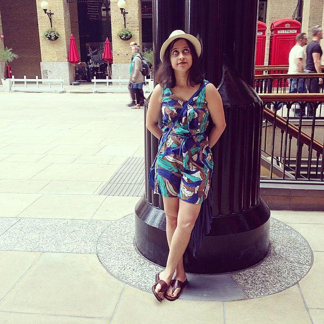 http://fashionandfrappes.wordpress.com #SummerWardrobeChallenge #wardrobechallenge #summerdress