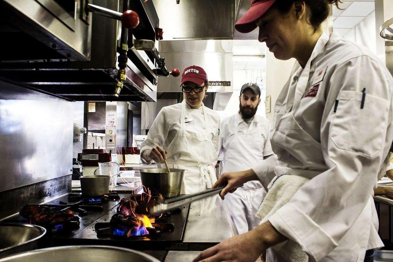 Boston university gastronomy program combines academia