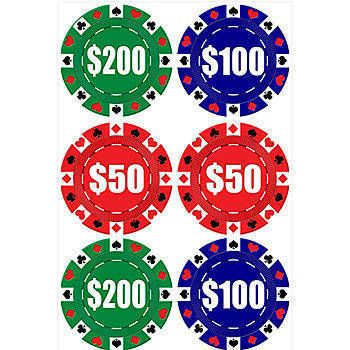 Casino party poker chips sioux indian casino