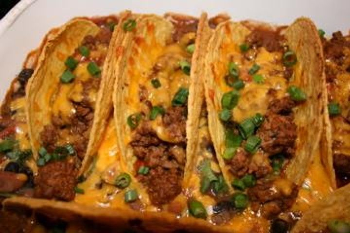 Taco Bake | Beef Taco Bake | Pizza/Mexican/Taco