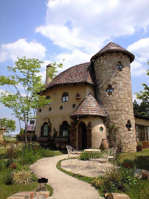 ファンタジーハウス Google 検索 ファンタジーハウス 珍しい家