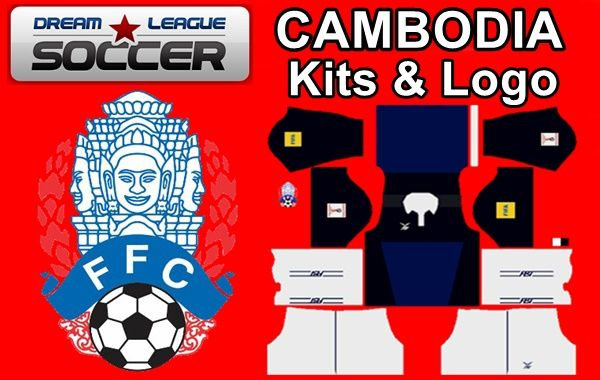 18807b4db Download and import the latest Cambodia dream league soccer kits using the  shared URL.