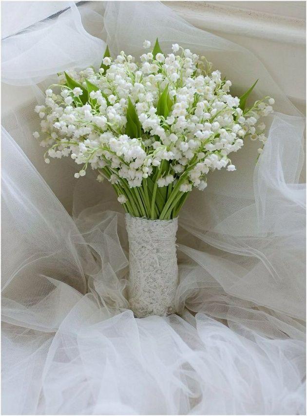 bukiety slubne konwalie wiosna15 flower pinterest muguet 1er mai le muguet et 1er mai. Black Bedroom Furniture Sets. Home Design Ideas