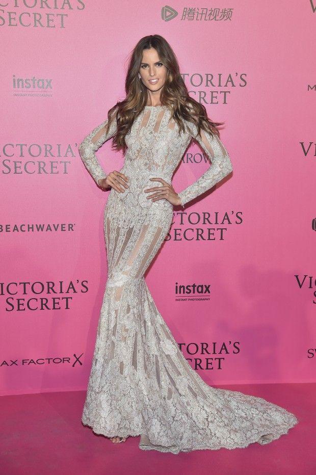 10 Looks da Festa do desfile da Victoria\'s Secret 2016 | Vestiditos ...