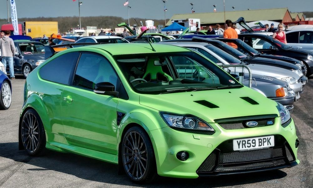 Ford Focus Rs Mk2 For Sale Buying Guide Ford Focus Ford Focus Rs Focus Rs