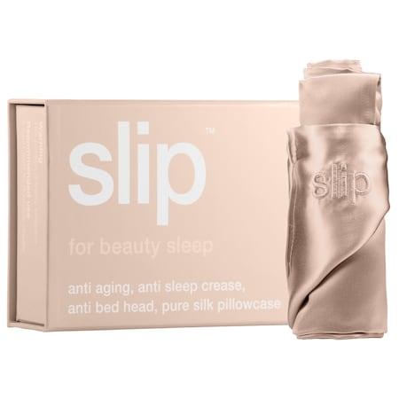 Slip Pillowcase Review Slip Silk Pillowcase  Standardqueen Caramel  Sephora