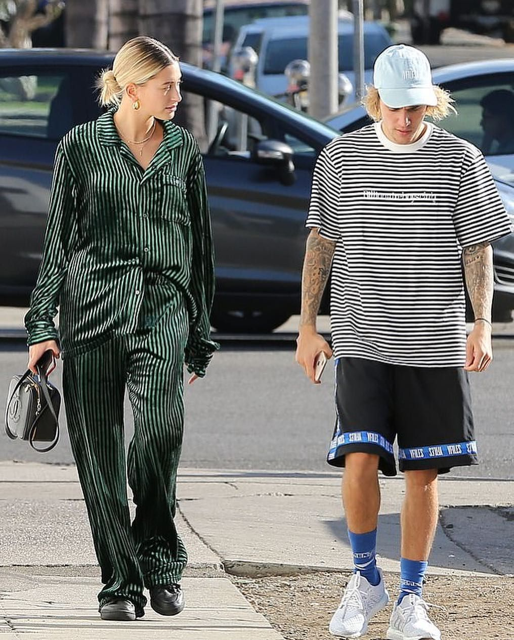 Hailey Baldwin Candids On Instagram October 9 2018 Hailey And Justin Spotted In Los Angeles Haileybaldwin Justinbieber Hailey Baldwin Star Fashion Hailey