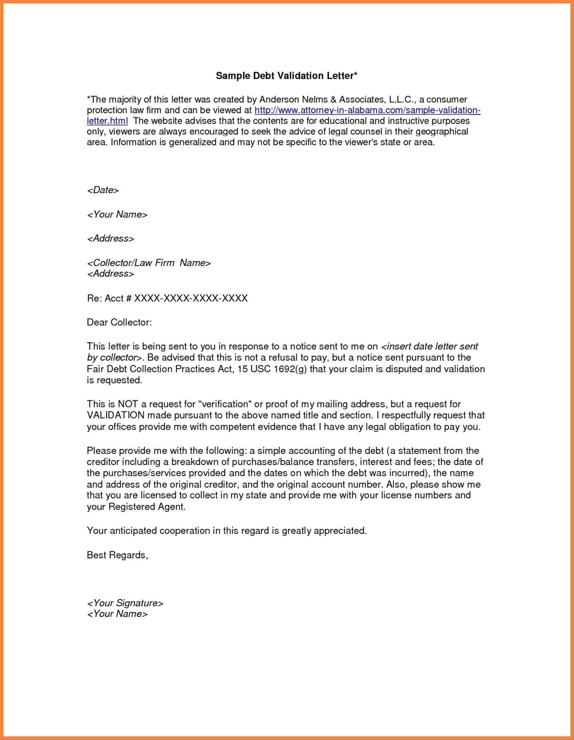Credit Collection Letter Template Collection Letter Letter