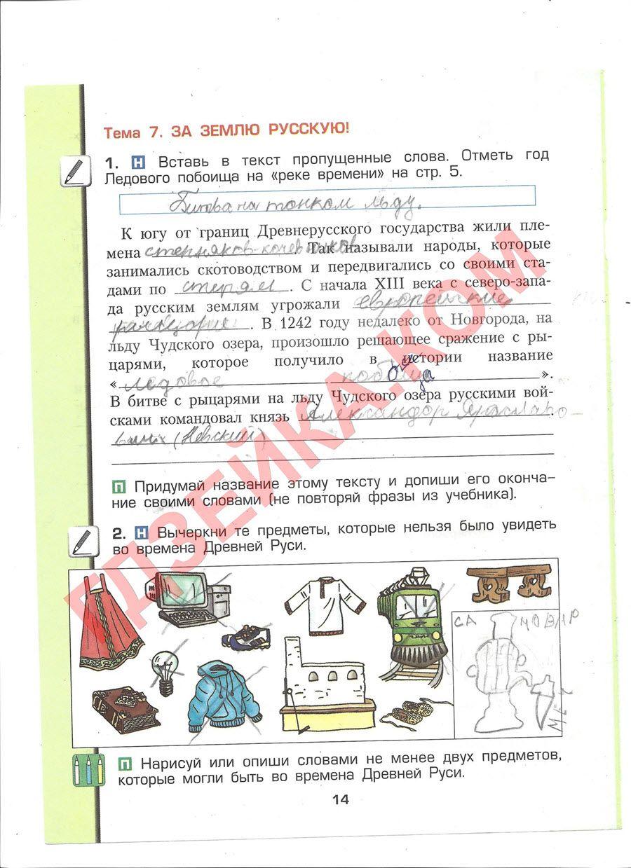 Готовые домашние задания по русскому языку 4 класс узорова и нефедова