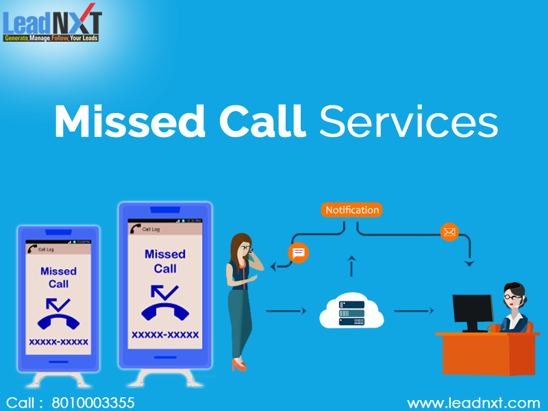 MissedCallServices are completely automated web based