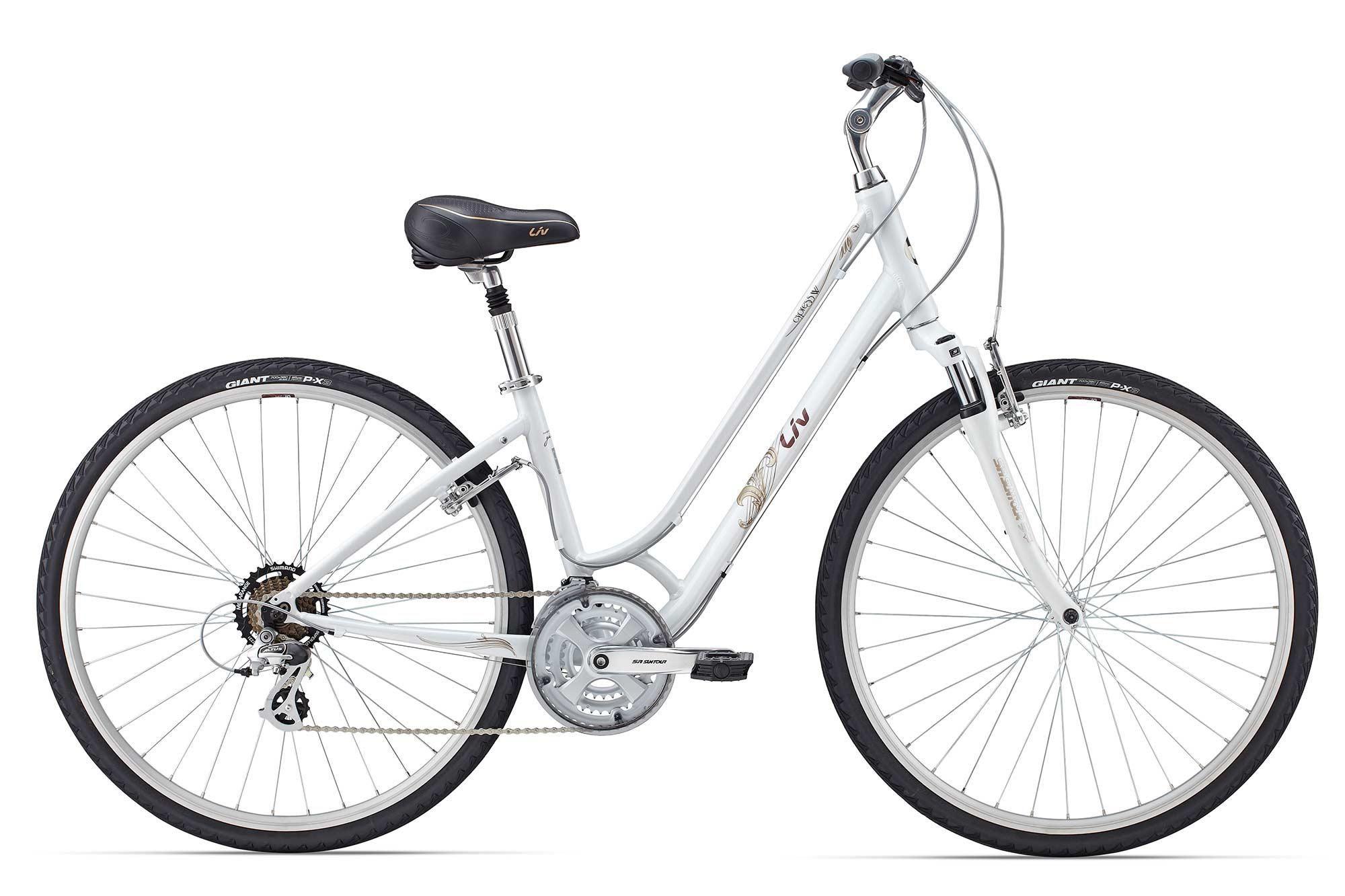 2015 Liv Cypress W Womens Hybrid City Bike Liv Cycling Uk