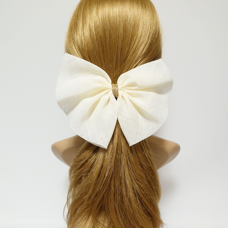 Girl Bow Panda Messy Bow Headband Turban Headwrap Floppy Bow Baby Bow Messy Bow Baby Headband Big Bow